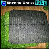 Espessura artificial do gramado 25mm da grama para exportar