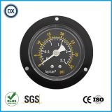 Gaz ou liquide de pression d'acier inoxydable de manomètre de pression de 005 installations