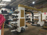 6개의 색깔 더미 유형 필름 Flexographic 인쇄 기계