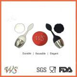 Ручка силикона шарика нержавеющей стали комплекта инструмента чая свободных листьев Infuser чая Ws-If046