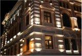 150W屋外LEDのフラッドライトの暖かい白IP65