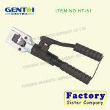 manueller beweglicher hydraulischer Einzugs-Quetschwerkzeug des Kabel-300mm2