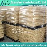 MSDSの極度の吸収性ポリマーを粉にさせる樹液に赤ん坊のおむつのための原料