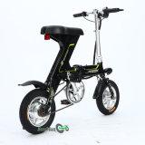 60km faltbares E Fahrrad mit verschiedenen Farben