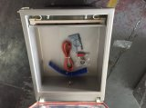Máquina para o empacotamento de alimento, máquina do vácuo de empacotamento de Vvacuum, aferidor do alimento do vácuo
