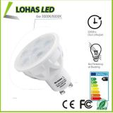 Lohas LEDのスポットライトGU10 6Wハロゲン同等のDimmable 100-240V AC/DC