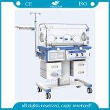 AG Iir003b 의학 움직일 수 있는 병원 장비 신생 아기 부화기 가격