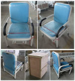 AG-AC004 Ce& 3-Pieces calificado ISO con la almohadilla Metal sillas de plegamiento con los asientos completados