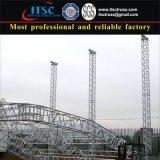 Fornecedor de alumínio do sistema de telhadura do arco do fardo da iluminação