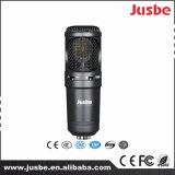 Microfono del coro di capacità del cavo/riverbero del condensatore con il cavo del microfono