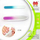 Дружественность к окружающей среде Нано полировка стекла раунда лак для ногтей файл в футляр из ПВХ