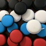 De embleem Aangepaste Doos van de Opslag van de Zak van de Oortelefoon van EVA voor Zakken van de Organisator van de Container van de Juwelen van het Muntstuk de Mini