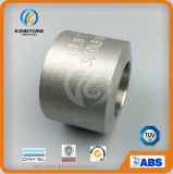 Venta de la parte superior de la mitad de acero inoxidable de acoplamiento de montaje (KT0547)