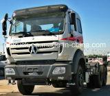 6X4重いトラクターおよびトラック、BEIBENのトラックのトラクター、トラックヘッド
