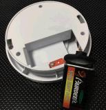 alarma de humo del estándar europeo de la batería 9V (KD-108)