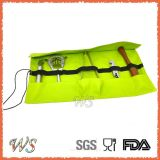 Ws-Ca01 Lfbg FDA Passed Cloth Wrap en acier inoxydable Barware Set