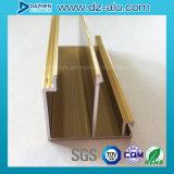 Hersteller-Aluminiumprofil für Fenster-Tür mit anodisierter Farbe