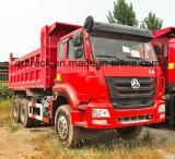 Cimc Huajun 화물 바디를 가진 HOWO/HOHAN 6X4 덤프 또는 팁 주는 사람 트럭