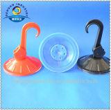 Dehuan PVC 플라스틱 흡입 컵 훅