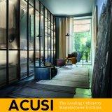 De in het groot Moderne Eenvoudige Stijl Scharnierende Houten Garderobe van de Slaapkamer van de Deur (ACS3-H05)