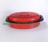 Эмаль для приготовления пищи в горшочках эмаль Турция Roaster кухонных/ кухонный комбайн