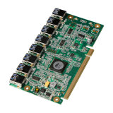 8 USB3.0拡張暴徒のカードのアダプターへのPCI-E 16X