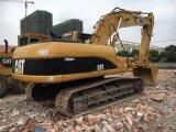 escavadora de rastos Caterpillar usados 325c original da máquina para o Japão