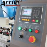 Freio da imprensa hidráulica do CNC para a espessura da venda de 1mm ao dobrador da placa de metal de 40mm com o freio cheio da imprensa do CNC do sistema de Delem