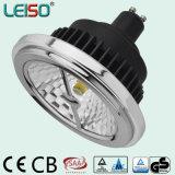 15W 98ra GU10 Reflector CREE Scob LED Es111 (LS-S618-GU10-A-BWWD / BWD)