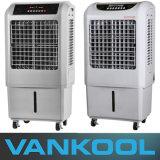 Dispositivo di raffreddamento di acqua portatile economizzatore d'energia del flusso d'aria 2000m3/H per uso della stanza