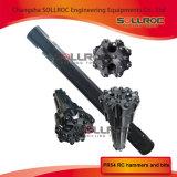 Martillo de perforación RC de circulación inversa para perforación de pozos de perforación y exploración de minas