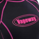 Мокрая одежда длиннего неопрена `s женщин занимаясь серфингом (HX-L0172)