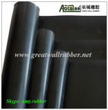 Het industriële RubberBlad van Viton van het Silicone SBR NBR EPDM