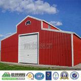 La costruzione prefabbricata ha progettato la costruzione del magazzino della struttura d'acciaio