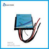 وحدة تحكم شمسية مقاومة للماء 5 أمبير للاستخدام المنزلي 12 فولت/24 فولت تلقائي