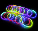 Пластичные браслеты зарева игрушек с Tri-Color (SZT5200-3)