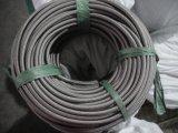 Tubo ad alta resistenza nero esterno filato intrecciato tubo di gomma