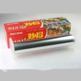 Estándar económico y confiable del papel de aluminio del estaño de la barbacoa ISO9001