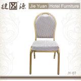 의자 (JY-T07)를 식사하는 쌓을수 있는 호텔 대중음식점 연회 결혼식