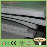 Isoflexホイルガラスの布の表面仕上げの工場絶縁体のゴム製泡毛布