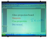 Dry Wipe Magnetic Galss Projection board with En71/72/73
