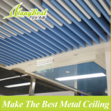 지붕을%s 2017 알루미늄 금속 배플 천장 시스템