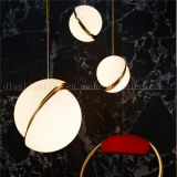 Lampade Pendant sospensive acriliche del progettista europeo per illuminazione decorativa dell'hotel