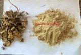 Máquina medicina herbaria hierba en polvo de pulido