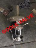 Válvula de regulación automática Pilot-Operated de la presión de China (GAZZHP)