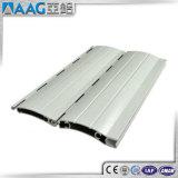 Hoja aislada del aluminio del obturador