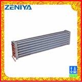 Bobina del condensatore dell'aletta del rame del tubo di rame di risparmio di temi per l'unità esterna del condizionamento d'aria