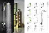 Insieme sanitario dell'acquazzone degli articoli di serie di lusso, rubinetto del bagno, miscelatore dell'acquazzone