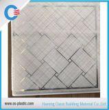 30см горячий штамп дома декоративные панели из ПВХ для стен и потолка