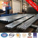 12m 800dan 3mm Stärken-elektrischer Stahl-Energie Pole